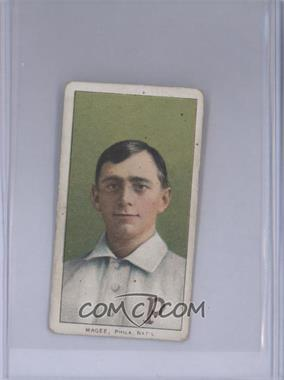 1909-11 T206 - [Base] - Sweet Caporal 150 Factory No. 30 Back #SHMA - Sherry Magee [GoodtoVG‑EX]