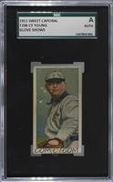 Cy Young [SGC Authentic]