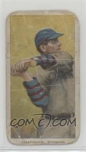 1909-11 T206 - [Base] - Sweet Caporal 350 Factory No. 30 Back #EDAB - Ed Abbaticchio [Poor]