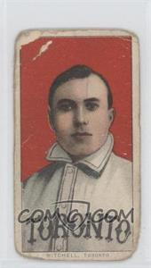 1909-11 T206 - [Base] - Sweet Caporal 350 Factory No. 30 Back #FRMI - Fred Mitchell [Poor]