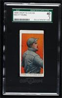 Cy Young [SGC40VG3]