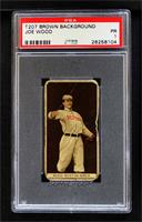 Joe Wood [PSA 1 PR]