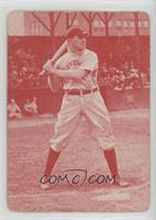 Nap Lajoie (Red Tint, Fly Out Line 1)