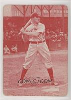 Nap Lajoie (Red Tint; Base on Balls Line 1)