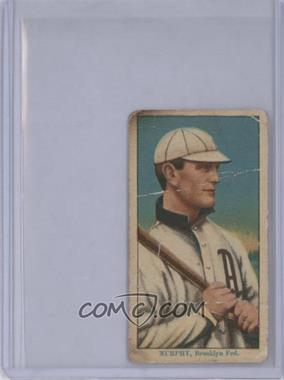 1914-16 Coupon Cigarettes Type 2 - T213-2 #DAMU - Danny Murphy
