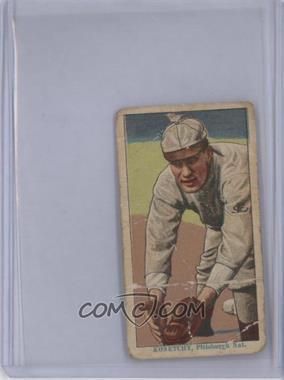 1914-16 Coupon Cigarettes Type 2 - T213-2 #EDKO - Ed Konetchy [Poor]
