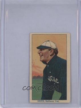 1914-16 Coupon Cigarettes Type 2 - T213-2 #NoN - Frank Smith [GoodtoVG‑EX]