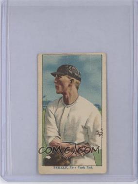 1914-16 Coupon Cigarettes Type 2 - T213-2 #NoN - Fred Merkle [PoortoFair]