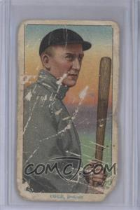 1914-16 Coupon Cigarettes Type 2 - T213-2 #NoN - Ty Cobb [Poor]