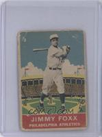 Jimmie Foxx [Poor to Fair]