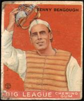 Benny Bengough [POOR]