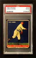 Earle Combs [PSA 2]