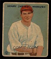 Heinie Manush [GOOD]