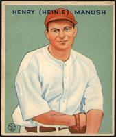 Heinie Manush [VGEX]
