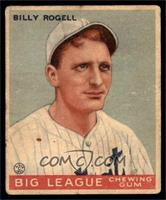 Billy Rogell [GOOD]