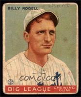 Billy Rogell [FAIR]