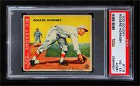 Rogers Hornsby [PSA 3]