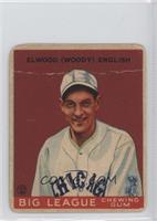 Elwood (Woody) English [Poor]