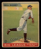 Bill Dickey [VG]