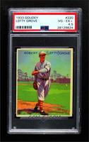 Lefty Grove [PSA 4.5 VG‑EX+]