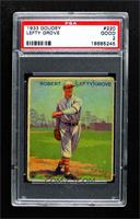 Lefty Grove [PSA 2 GOOD]
