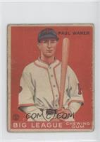 Paul Waner [Good to VG‑EX]