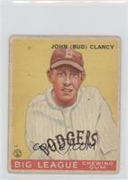 Bud Clancy [GoodtoVG‑EX]