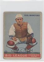 Gus Mancuso [PoortoFair]
