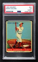 Eddie Collins [PSA 2 GOOD]