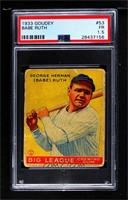 Babe Ruth [PSA1.5FR]