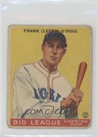 Frank (Lefty) O'Doul [Poor to Fair]