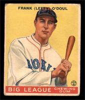 Frank (Lefty) O'Doul [GOOD]