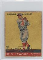 Bing Miller [Poor]