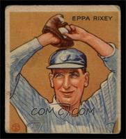 Eppa Rixey [FAIR]