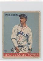 Jack Quinn [Poor to Fair]