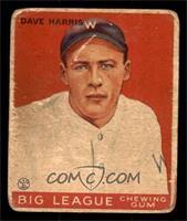 Dave Harris [GOOD]