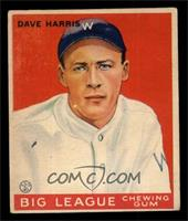 Dave Harris [FAIR]
