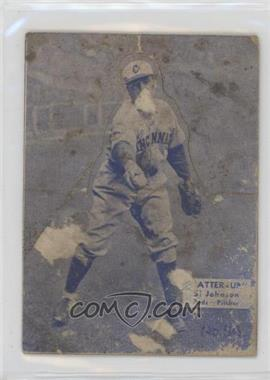 1934-36 National Chicle Batter-Up - R318 #54 - Si Johnson [Poor]