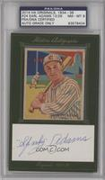 Sparky Adams (Issued in 1935) [PSA/DNACertifiedEncased]