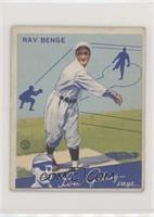 Ray Benge