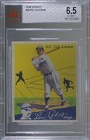 Ed Coleman [BVG6.5EX‑MT+]