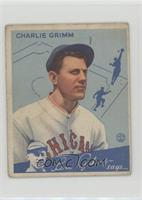Charlie Grimm [Good to VG‑EX]