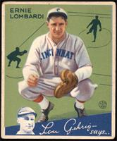 Ernie Lombardi [VG]