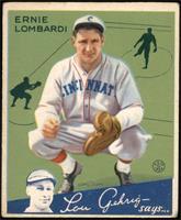Ernie Lombardi [GOOD]