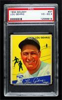 Lou Gehrig [PSA4VG‑EX]