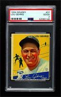 Lou Gehrig [PSA2GOOD]