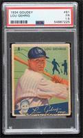 Lou Gehrig [PSA1.5FR]