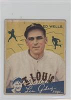 Ed Wells [Good to VG‑EX]