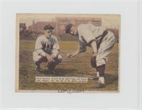 Arky Vaughan, Honus Wagner [Poor to Fair]