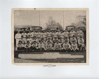 1935 New York Yankees Team Photo [Poor]